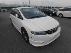 Honda Odyssey. автомат, передний, 2.4, бензин, 208 тыс. км, б/п, нет птс. Под заказ