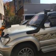Шноркель. Toyota Land Cruiser Prado Двигатели: 1KZT, 1KZTE