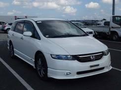 Honda Odyssey. автомат, 4wd, 2.4, бензин, 167 тыс. км, б/п, нет птс. Под заказ