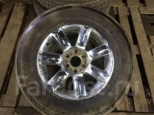 N-00515 Одно колесо на диске Bridgestone Dueler H/T 255/70/18. 8.0x18 6x139.70 ET25