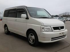 Honda Stepwgn. автомат, передний, 2.0, бензин, 106 тыс. км, б/п, нет птс. Под заказ