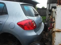 Задняя часть auris zre151. Toyota Auris, ZRE151