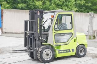 Zoomlion-Chery FD30. Вилочный дизельный погрузчик г/п 3 тонны во Владивостоке, 2 500 куб. см., 3 000 кг.
