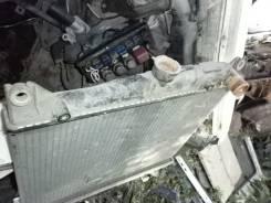 Радиатор охлаждения двигателя. Toyota Carina, KA67 Двигатель 5KJ