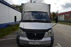 ГАЗ 2790. Продается грузовой фургон ГАЗ-27903, 4 700 куб. см., 4 200 кг. Под заказ