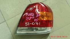 Стоп-сигнал. Toyota Platz, SCP11, NCP16, NCP12
