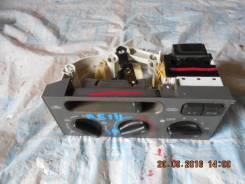 Блок управления климат-контролем. Toyota Corolla Spacio, AE111, AE111N, AE115, AE115N