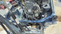 Передняя часть Mitsubishi Pajero iO Pinin 4G93 4G94. Mitsubishi Pajero Pinin Mitsubishi Pajero iO, H71W, H61W, H67W, H72W, H66W, H77W, H62W, H76W Двиг...