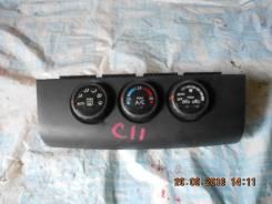 Блок управления климат-контролем. Nissan Tiida, C11, SC11 Nissan Tiida Latio, SC11
