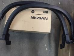 Расширитель крыла. Nissan X-Trail, T31, T32