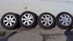 Продам колёса Q 7 шипованные , 255/55/18. 7.5x18 5x130.00 ET53