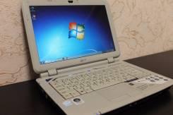 """Acer Aspire. 12"""", 1,6ГГц, ОЗУ 2048 Мб, диск 160 Гб, WiFi, Bluetooth, аккумулятор на 1 ч."""
