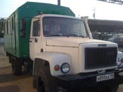 ГАЗ 3308 Садко. ГАЗ 3308 2007 дизель, 4 750 куб. см., 2 500 кг.