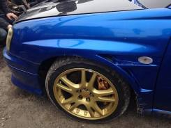 Крыло. Subaru Impreza WRX STI. Под заказ