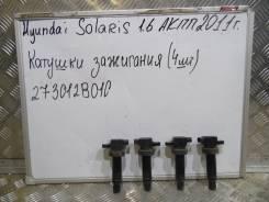 Катушка зажигания. Hyundai: ix20, Solaris, Elantra, i30, i20, Veloster
