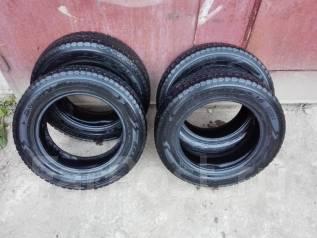 Dunlop Grandtrek SJ6. Зимние, без шипов, 2006 год, износ: 50%, 4 шт