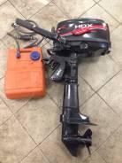 Hondex. 5,00л.с., 2х тактный, бензин, нога S (381 мм), Год: 2013 год