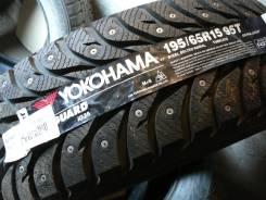 Yokohama Ice Guard IG35. Зимние, шипованные, без износа, 4 шт