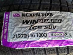 Nexen Winguard Ice Suv. Зимние, без шипов, 2016 год, без износа, 1 шт
