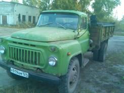 ГАЗ 52. Продается грузовик самосвал -01, 3 800куб. см., 2 000кг.