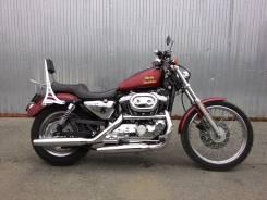 Harley-Davidson Sportster 1200 Custom. 1 199 куб. см., исправен, птс, с пробегом