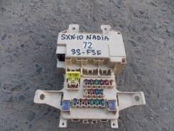 Блок предохранителей салона. Toyota Nadia, SXN10 Двигатель 3SFSE