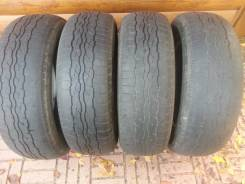 Bridgestone Dueler H/T D687. Летние, 2007 год, износ: 60%, 4 шт