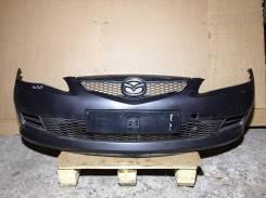 Передний бампер на Mazda 6 GG