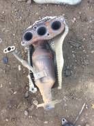 Коллектор выпускной. Toyota Vitz, KSP90 Toyota Belta, KSP92 Двигатель 1KRFE