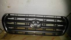 Решетка радиатора. Toyota Land Cruiser, VDJ200, URJ202, UZJ200 Двигатели: 1VDFTV, 1URFE, 2UZFE