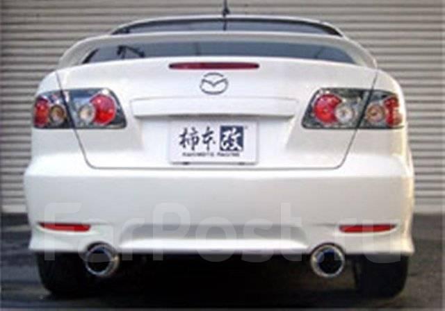 Глушитель. Mazda Atenza, GG3P, GG3S, GGEP, GGES, GY3W, GYEW