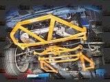 Балка. Subaru Impreza, GDB, GDA
