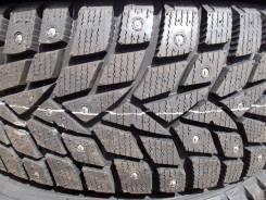 Dunlop SP Winter ICE 02. Зимние, шипованные, без износа, 2 шт
