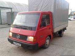 Mercedes-Benz MB100. MB-100, 2 399 куб. см., 1 000 кг.
