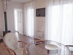 Современный готовый дом с отделкой за 800тыс. от застройщика