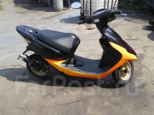 Honda Dio AF63 Z4. 50 куб. см., исправен, птс, без пробега