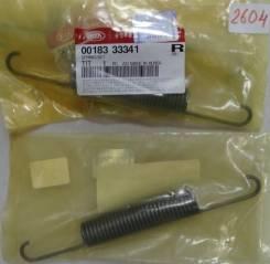 Пружина тормозной колодки BUS / TRUCK FR / COMBI RR / 00183-33341 / 0018333341 L=185 mm D=19 mm