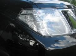 Ободок фары. Nissan Navara, D40, D40M