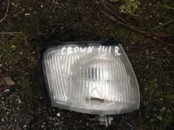 Габаритный огонь. Toyota Crown