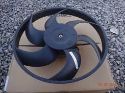 Вентилятор охлаждения радиатора. Volkswagen Passat Audi A6