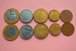 Монеты Бразилии
