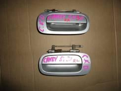 Ручка двери внешняя. Toyota Camry, SV40 Двигатель 3SFE