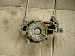 Насос масляный. Nissan Bluebird, U11 Двигатель CA18E
