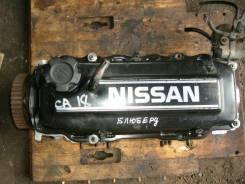 Головка блока цилиндров. Nissan Bluebird, U11 Двигатель CA18E