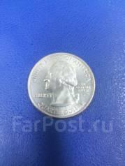Монета америка 2005г.