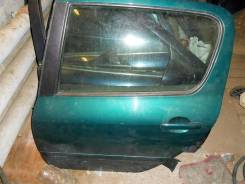 Стекло двери задней левой Пежо 307 Peugeot 307