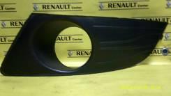 Заглушка бампера. Renault Logan