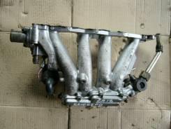 Коллектор впускной. Nissan Bluebird, U11 Двигатель CA18E