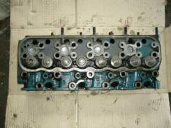 Головка блока цилиндров. Nissan Atlas, MGH40 Двигатель ED33
