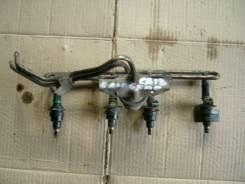 Топливная рейка. Nissan Bluebird, U11 Двигатель CA18E